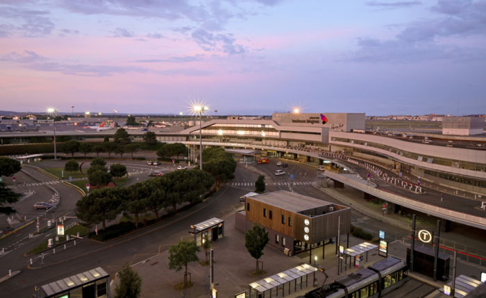Aeroport Toulouse Blagnac